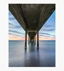 Brighton Jetty Photographic Print
