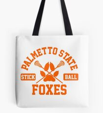 palmetto state stickball orange Tote Bag