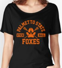 Palmetto State Stickball Orange Loose Fit T-Shirt
