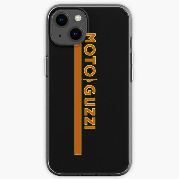Moto Guzzi Motorcycles Coque souple iPhone