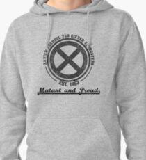 Xavier's School Logo Pullover Hoodie
