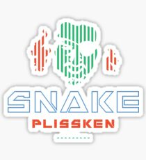 Snake Plissken Sticker