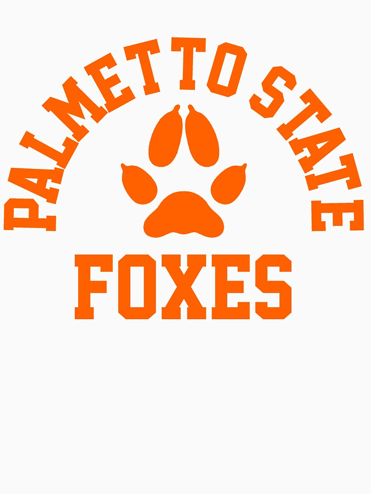 Palmetto-Staats-Bogenscheitel orange von wandpersand
