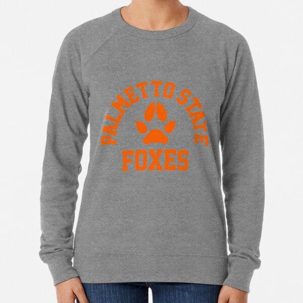 palmetto state arch crest orange Lightweight Sweatshirt