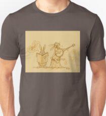 Is Rock Dead? (colour) T-Shirt