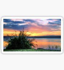 Pastel Sunset Sticker