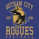 Go Rogues Go! by johnbjwilson