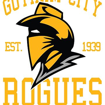 Go Rogues Go! by johnbjwilson