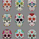 Sugar Skulls by EsotericExposal