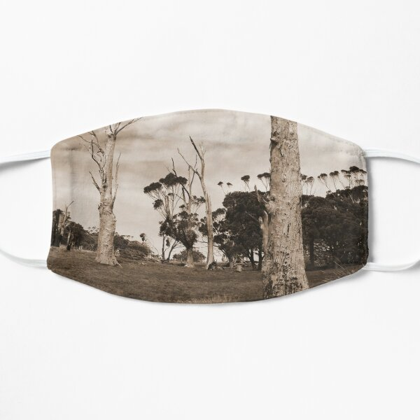 Dead Gum Trees Flat Mask