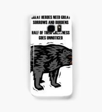 Bear  Samsung Galaxy Case/Skin
