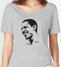 Barack Obama  Women's Relaxed Fit T-Shirt