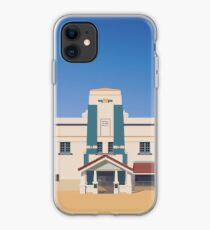 Newcastle Baths iPhone Case