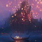Tangled Lanterns! by 4ogo Design