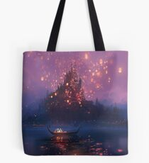 Tangled Lanterns! Tote Bag