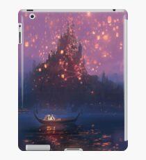 Tangled Lanterns! iPad Case/Skin