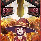 Megumin Bomb by Lawrynce Phoenix