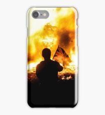The Fire Rises iPhone Case/Skin