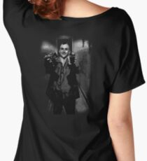 Taxi Photographer Women's Relaxed Fit T-Shirt
