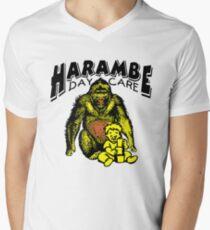 harambe Men's V-Neck T-Shirt
