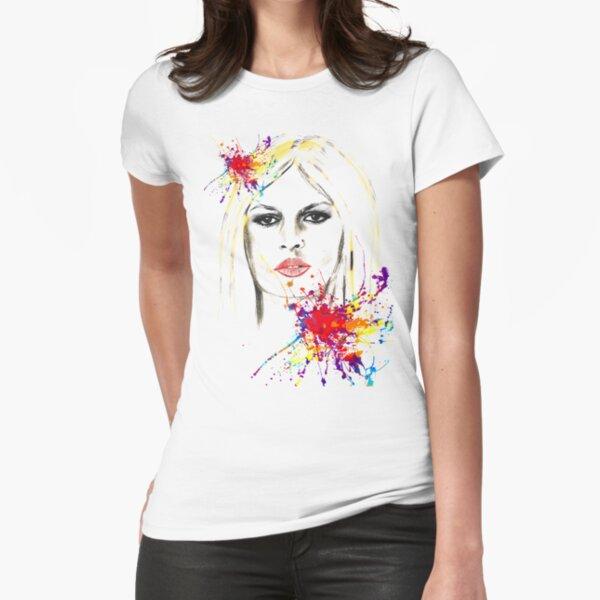brigitte T-shirt moulant
