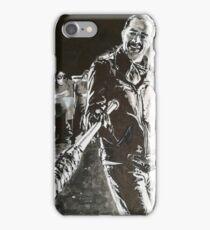 Negan - This is Lucille  iPhone Case/Skin