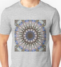 Glass Cathedral Medieval Builders Twelve Unisex T-Shirt