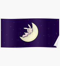 Night Night Little Bunny! Poster