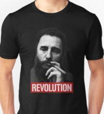Fidel Castro -Che- Unisex T-Shirt