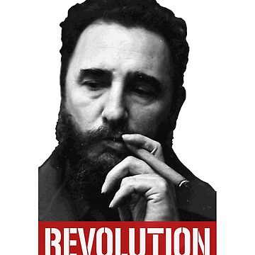 Fidel Castro -Che- by holidoli