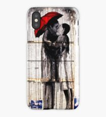 old book drawing famous people iPhone Case