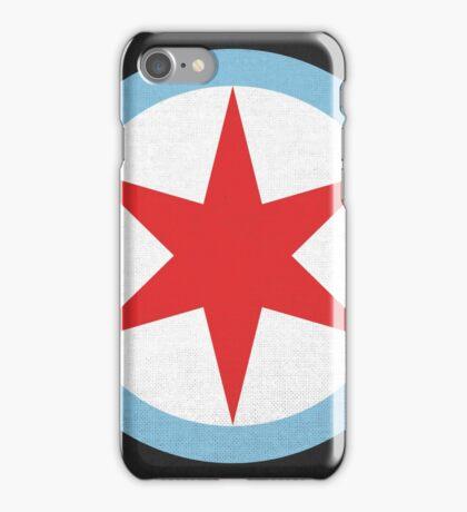 Captain Chicago iPhone Case/Skin
