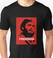 Freedom Fidel Castro Unisex T-Shirt