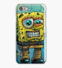 Grunge Bob iPhone Case/Skin
