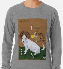 Jack poster - Tournée du chien blanc Lightweight Sweatshirt