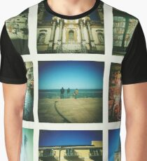 Postcards from Palermo Graphic T-Shirt