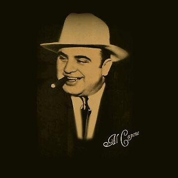 ")☞ º°""˜` AL CAPONE  PILLOW AND OR TOTE BAG)☞ º°""˜` by Rapture777"