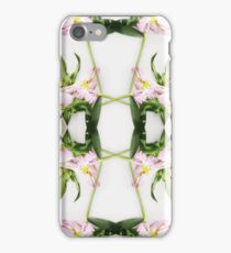 Geometric floral iPhone Case/Skin