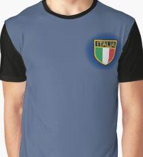 Calcio Italiano Graphic T-Shirt