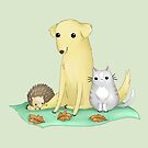 Animal Friends by Katie Corrigan