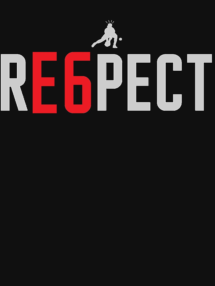 RE6PECT Shirt - Light Text von AntiNarrative