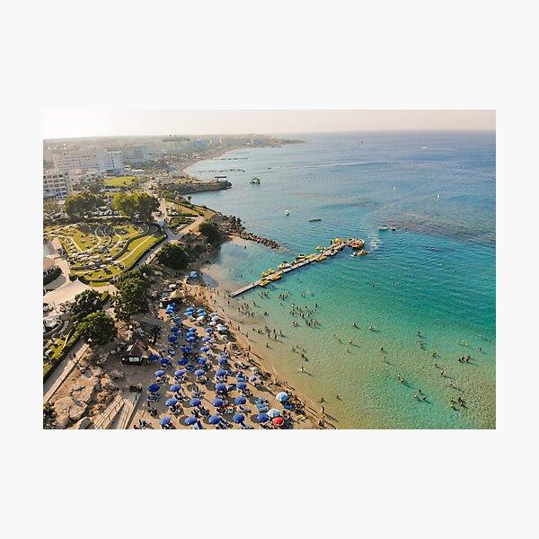Cyprus Paradise - Fig Tree Protaras Photographic Print