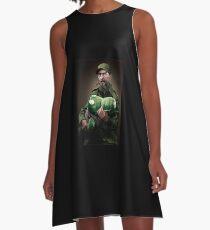 Fidel Castro A-Line Dress