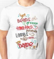 You Name It Unisex T-Shirt