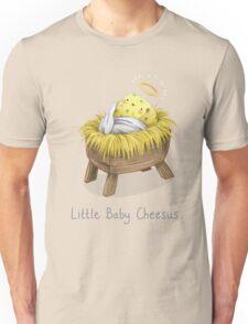 Little Baby Cheesus Unisex T-Shirt