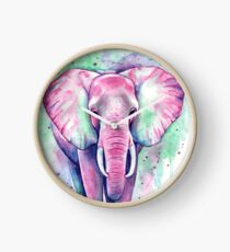 Elefant Uhr