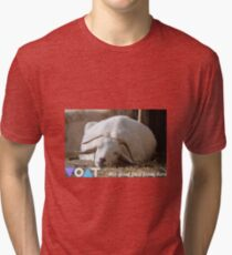 We Goat This From Here Tri-blend T-Shirt