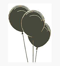 Balloons Photographic Print