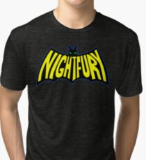 Na Na Na Na Nightfury Tri-blend T-Shirt