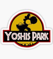 YOSHIS PARK Sticker